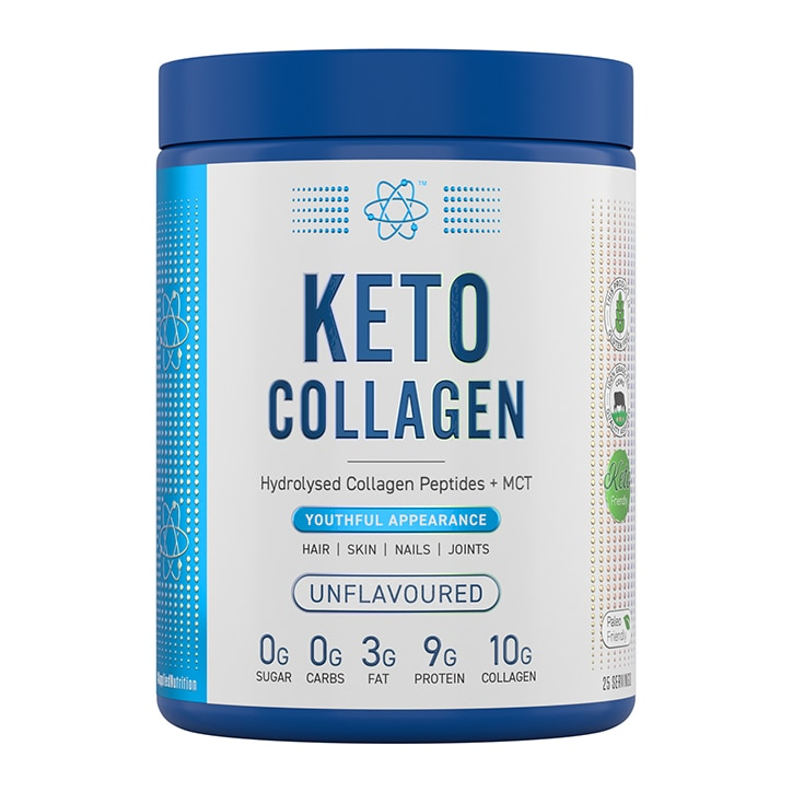 Applied Nutrition Keto Collagen 325g