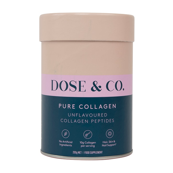 Dose & Co Collagen Peptides Unflavoured 200g