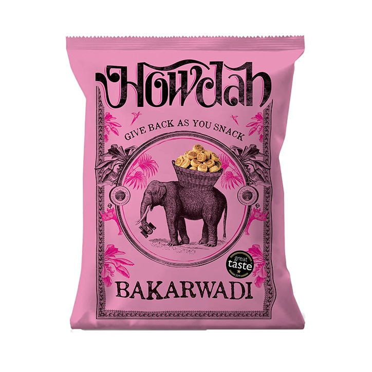 Howdah Bakarwadi 150g