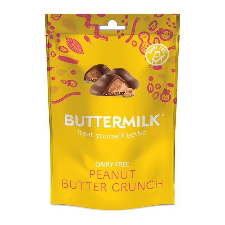Buttermilk Peanut Butter Crunch 100g
