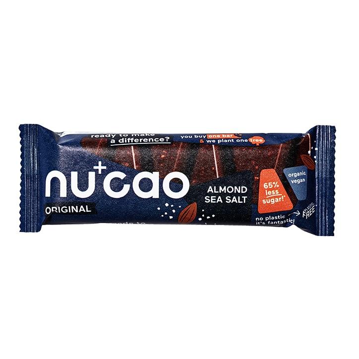 nucao - Organic Almond Sea Salt 40g