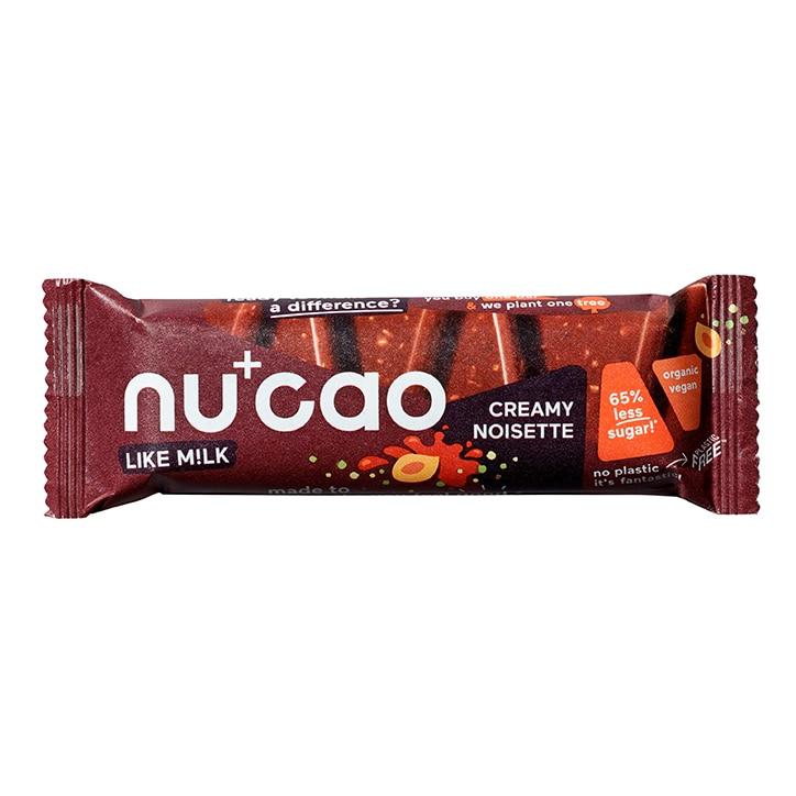 nucao Like M!lk - Organic Creamy Noisette 40g
