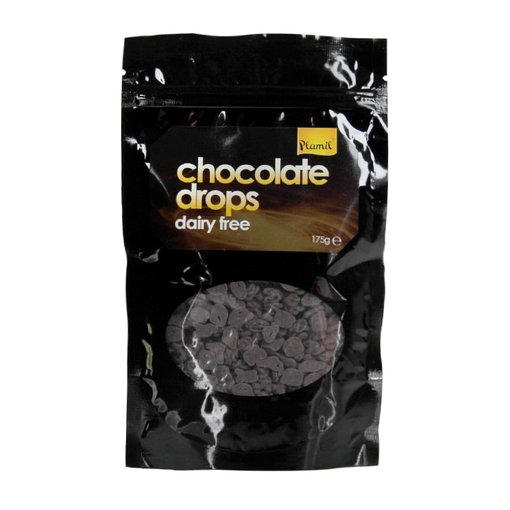 Plamil Dairy Free Chocolate Drops