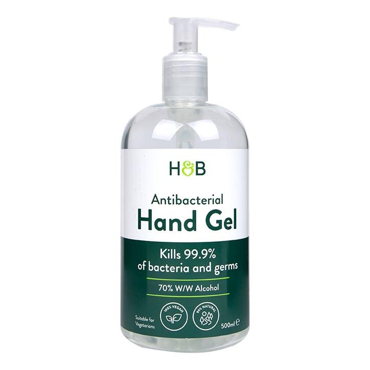 Holland & Barrett Antibacterial Hand Sanitiser 500ml