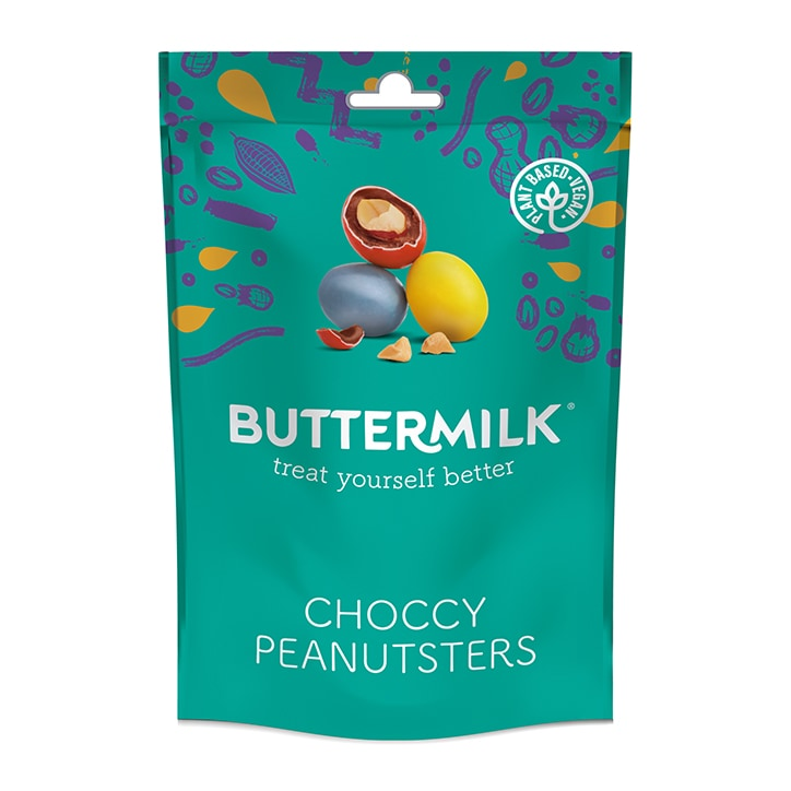 Buttermilk Peanutsters Pouch 100g