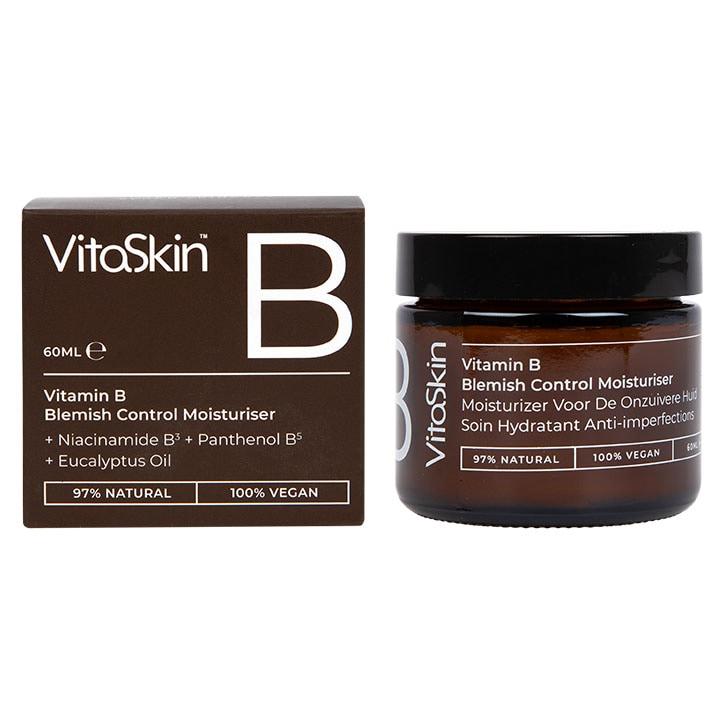 Vitaskin Vitamin B Blemish Control Moisturiser