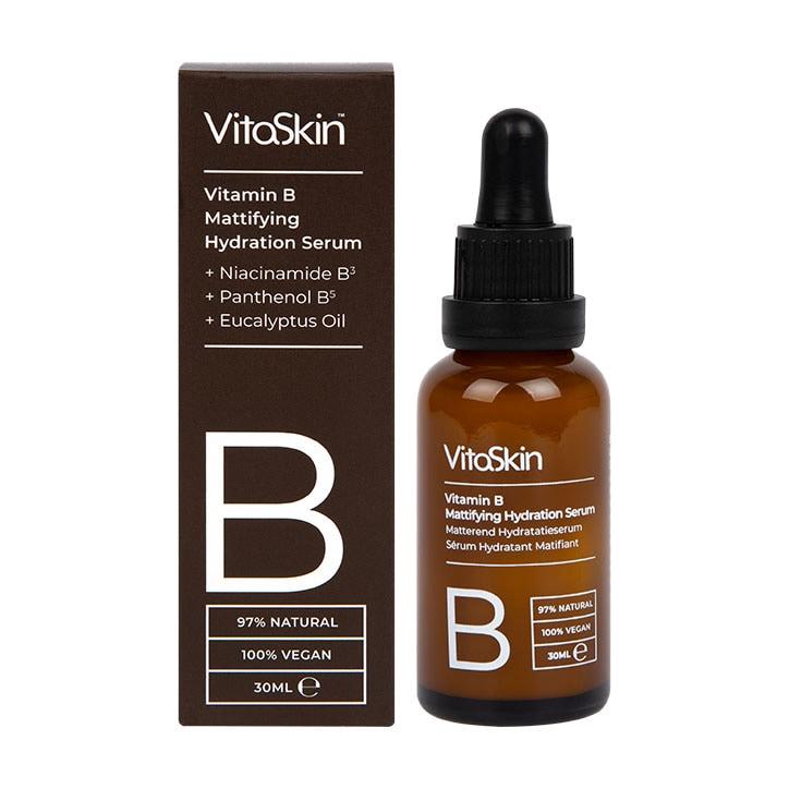 Vitaskin Vitamin B Mattifying Hydration Serum