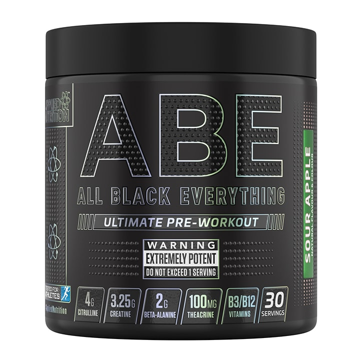 Applied Nutrition ABE Sour Apple 315g