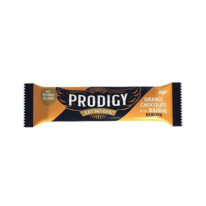 Prodigy Chunky Orange Chocolate Bar 35g