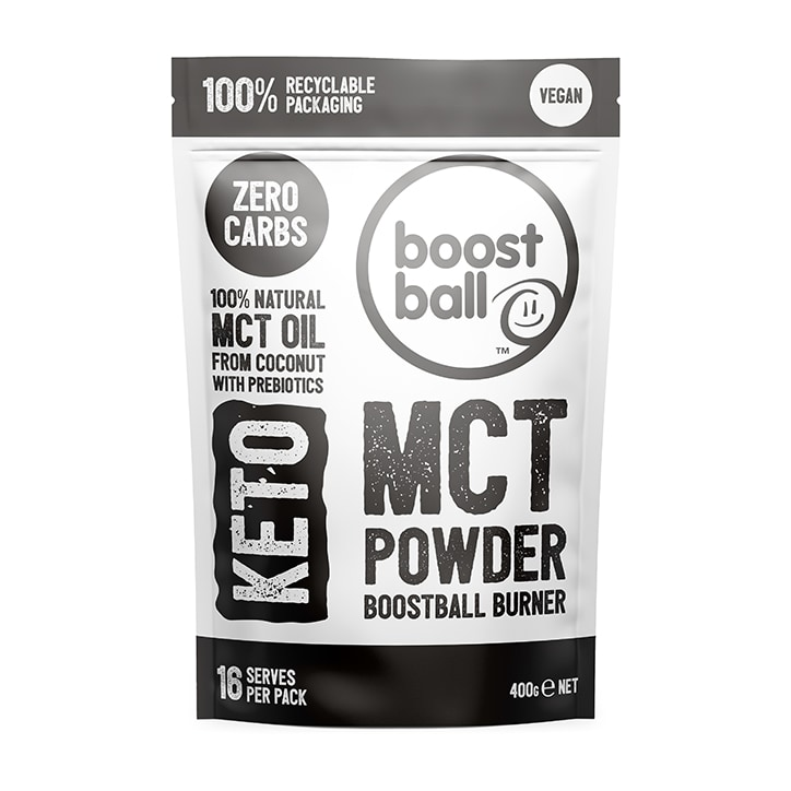 Boost Ball Keto MCT Powder Natural 400g