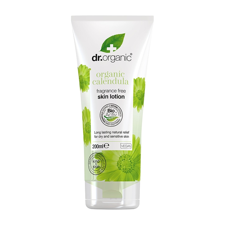 Dr Organic Calendula Skin Lotion 200ml