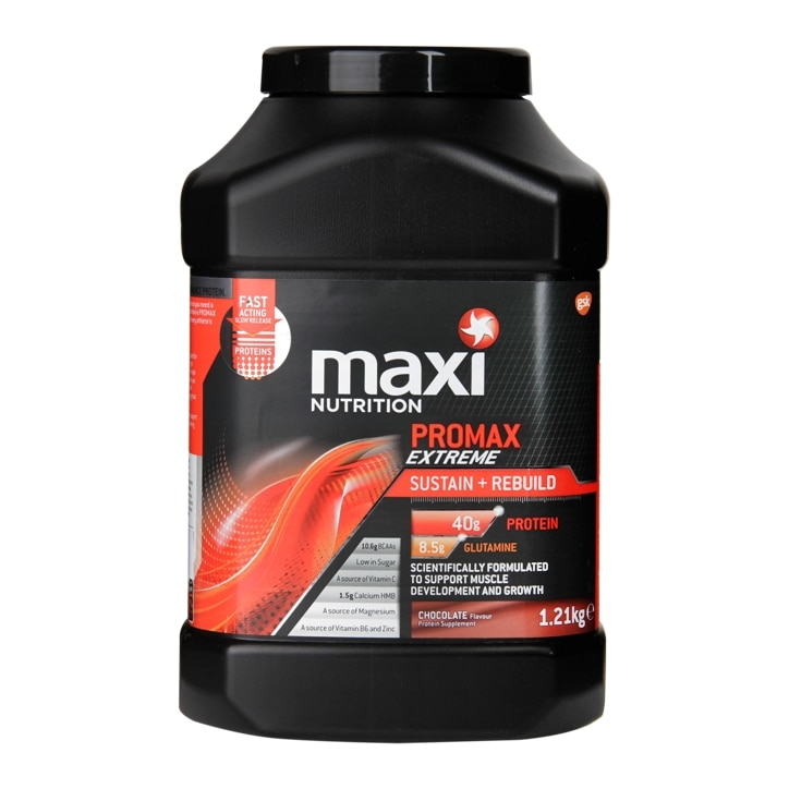 MaxiNutrition Promax Extreme Powder Chocolate
