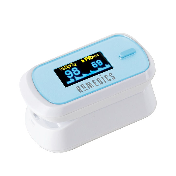 HoMedics Fingertip Pulse Oximeter