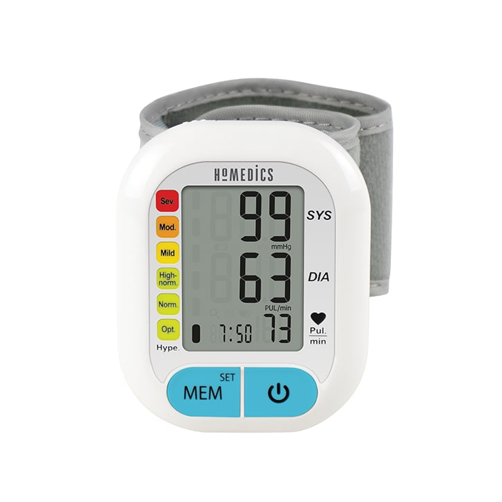 Salter Automatic Wrist Blood Pressure Monitor