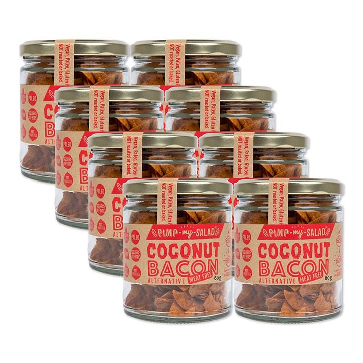Pimpmysalad Coconut Bacon Jar 8 x 60g