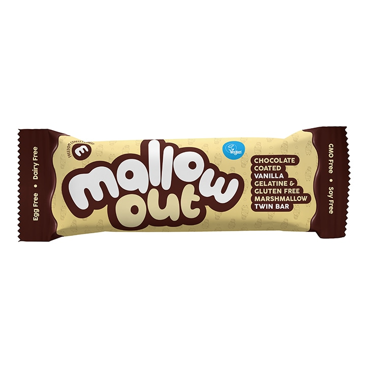 Freedom Mallows Vanilla MallowOut Twin Bar 35g