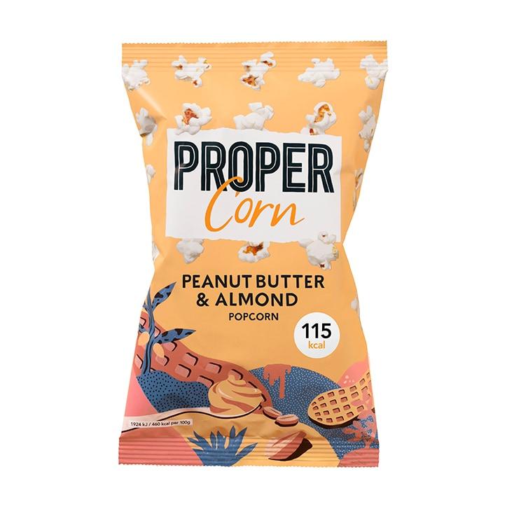 Propercorn Peanut Butter & Almond 25g