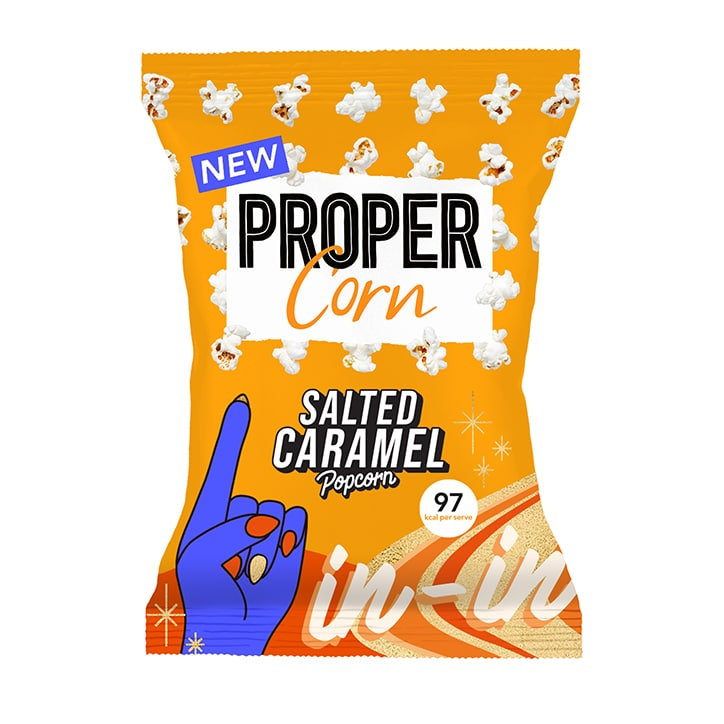 Propercorn Salted Caramel Sharing Bag 90g
