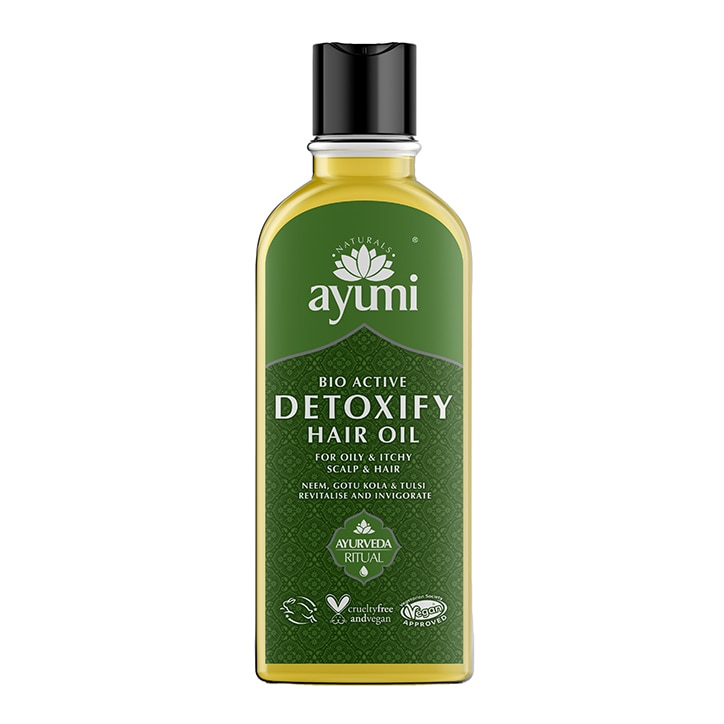Ayumi Bio Active Detoxifying Scalp Hair Oil 150ml