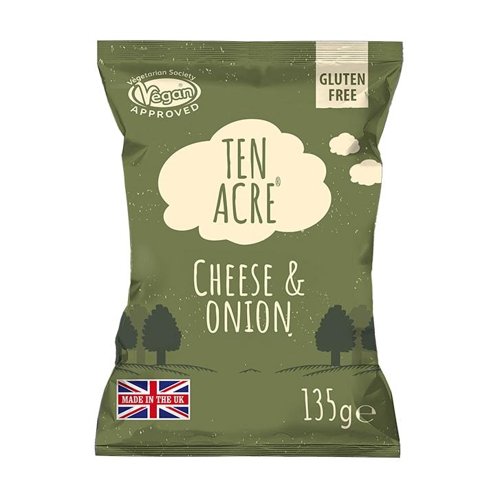 Ten Acre Vegan Cheese & Onion 135g