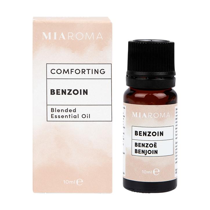 Miaroma Blended Benzoin Resinoid 10ml