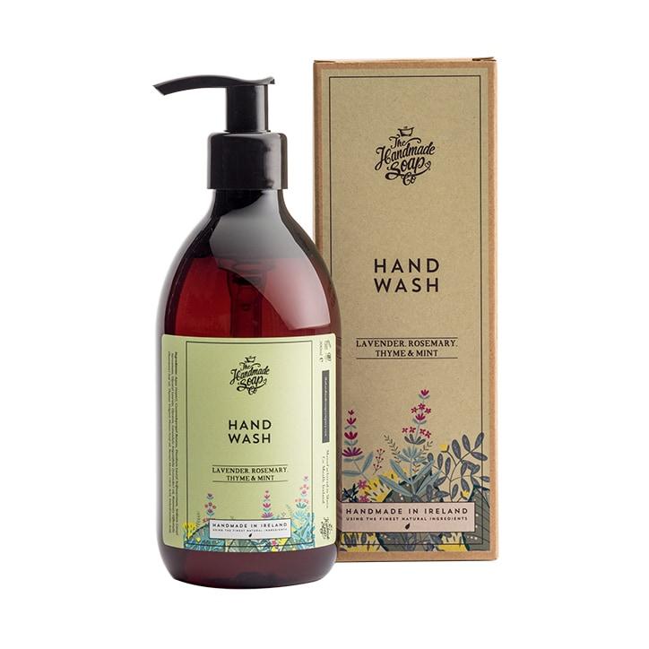The Handmade Soap Company Lavender, Rosemary, Thyme & Mint Hand Wash 300ml