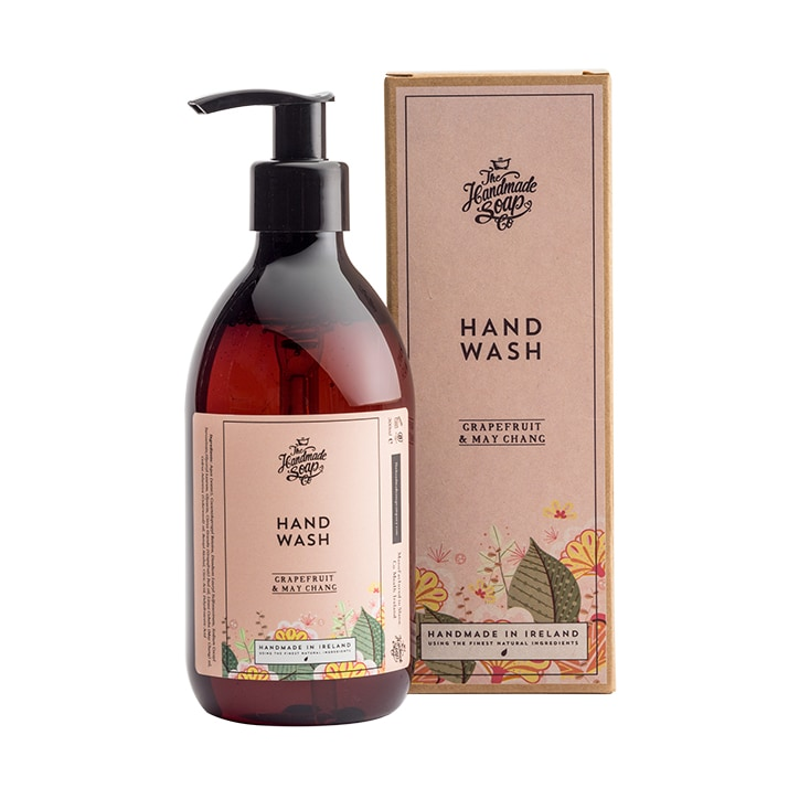 The Handmade Soap Company Grapefruit & May Chang Hand Wash 300ml