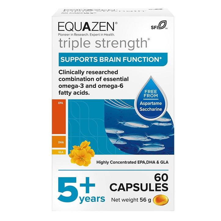 Equazen Family Triple Strength 60 Capsules