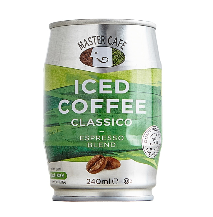 Master Cafe Iced Coffee Classico 240ml
