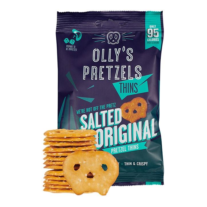 Olly's Pretzel Thins Original Salted 35g