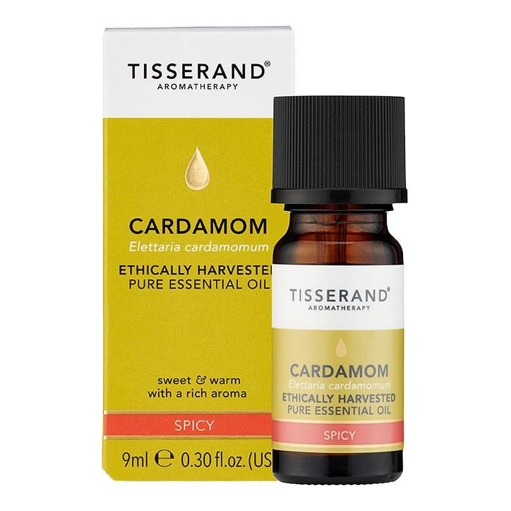 Tisserand Cardamom Ethically Harvested Essential Oil 9ml
