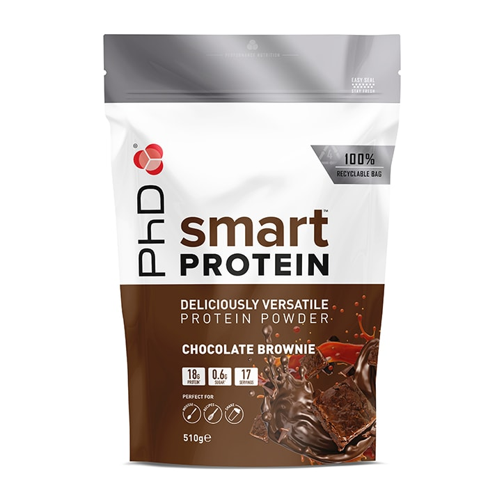 PhD Nutrition Smart Protein Chocolate Brownie 510g