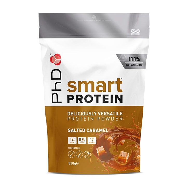 PhD Nutrition Smart Protein Salted Caramel 510g