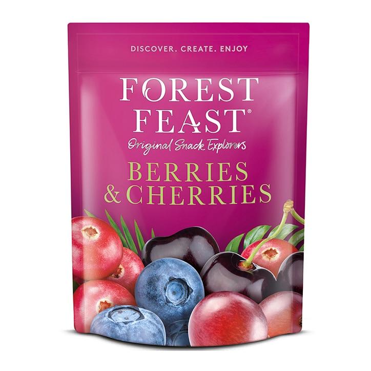 Forest Feast Berries & Cherries 170g