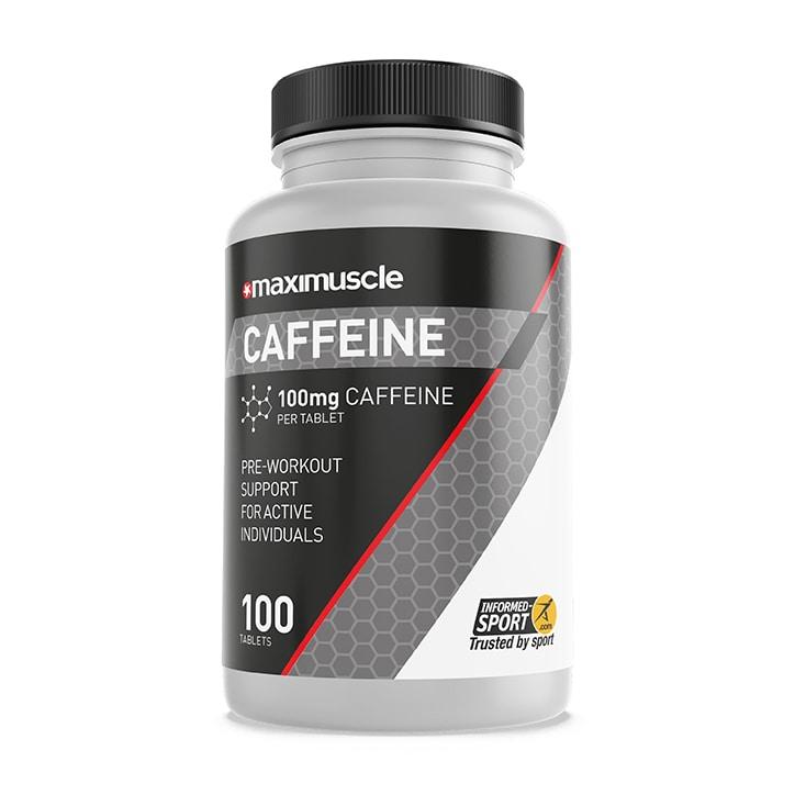 MaxiMuscle Caffeine Tablets 175g