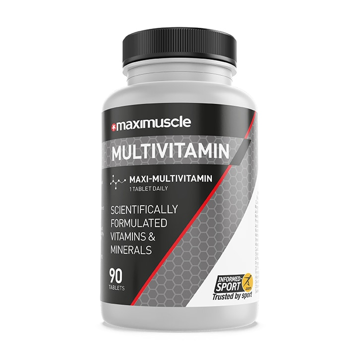 MaxiMuscle Multivitamins 175g