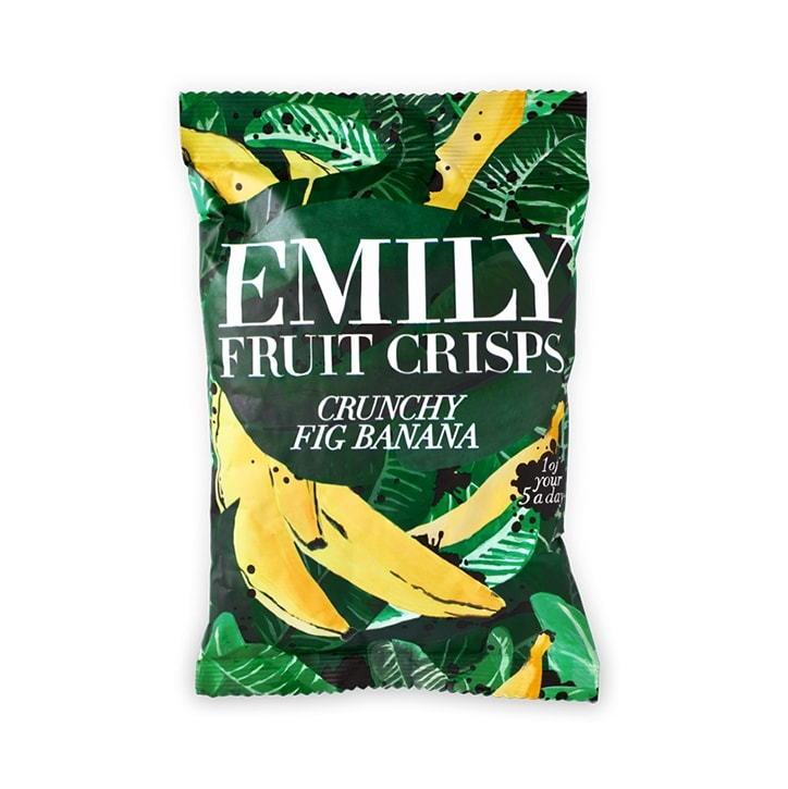 Emily Fruit Crisps Crunchy Banana