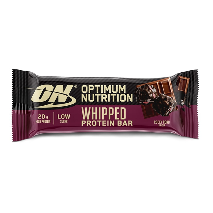 Optimum Nutritiom Whipped Bar Rocky Road 60g