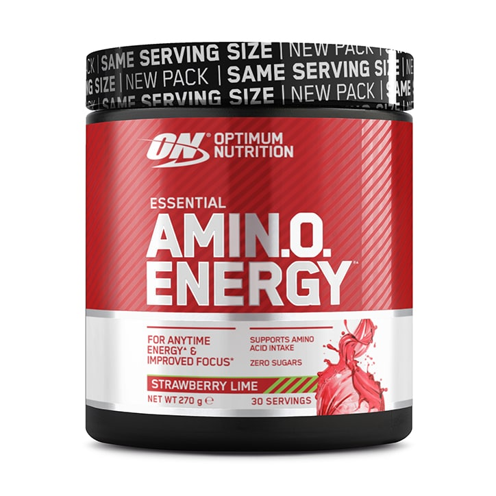Optimum Nutrition Amino Energy Strawberry Lime 270g