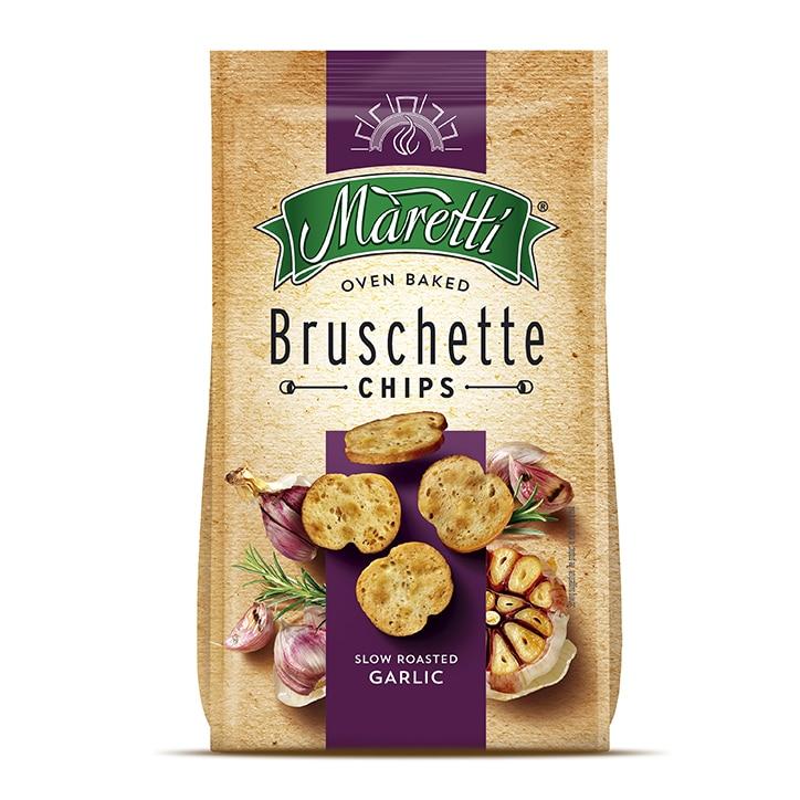 Maretti Slow Roasted Garlic Bruschetta Bites 150g