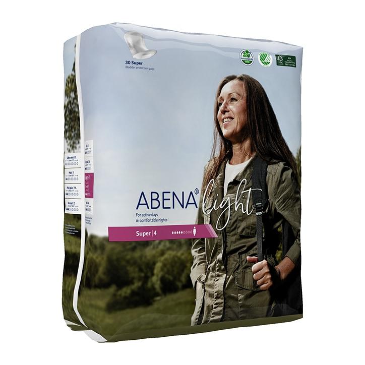 Abena Light Super 4 20 Pack