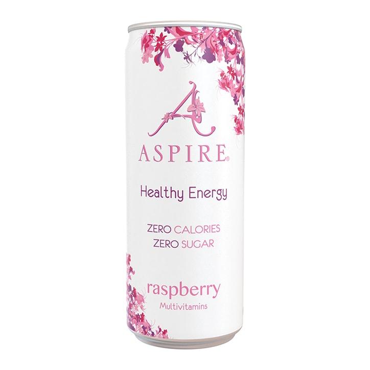 ASPIRE Healthy Energy Raspberry 330ml