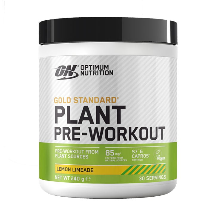 Optimum Nutrition Gold Standard Plant Pre-Workout Lemon Limeade 240g
