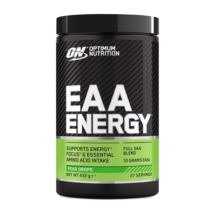 Optimum Nutrition EAA Energy Pear Drops 432g