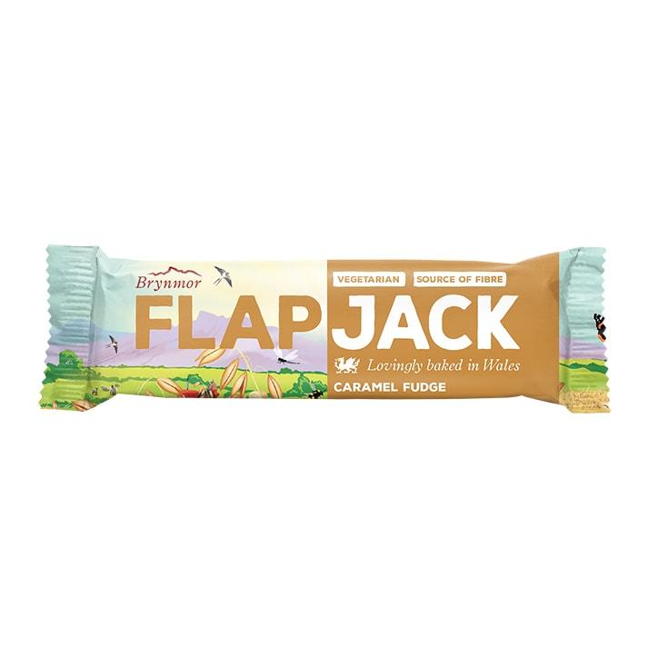 Brynmor Caramel Fudge Flapjack 40g