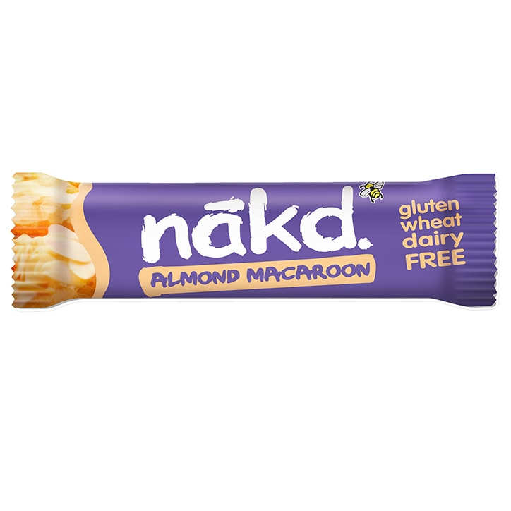 Nakd Almond Macaroon Fruit & Nut Bar 35g
