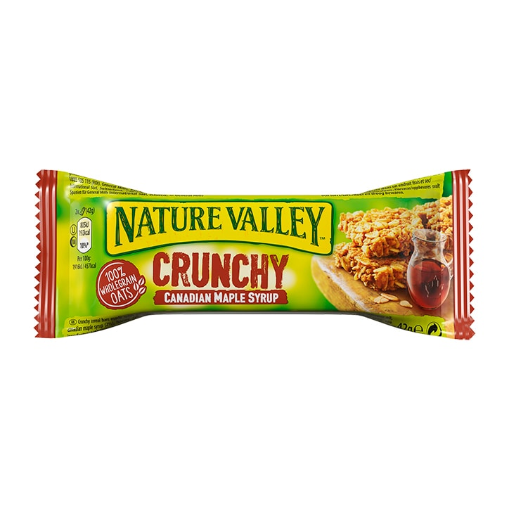 Nature Valley Canadian Maple Syrup 42g