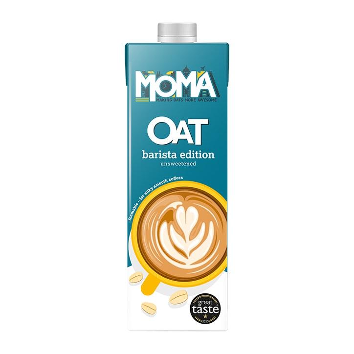 MOMA Barista Oat Drink 1L