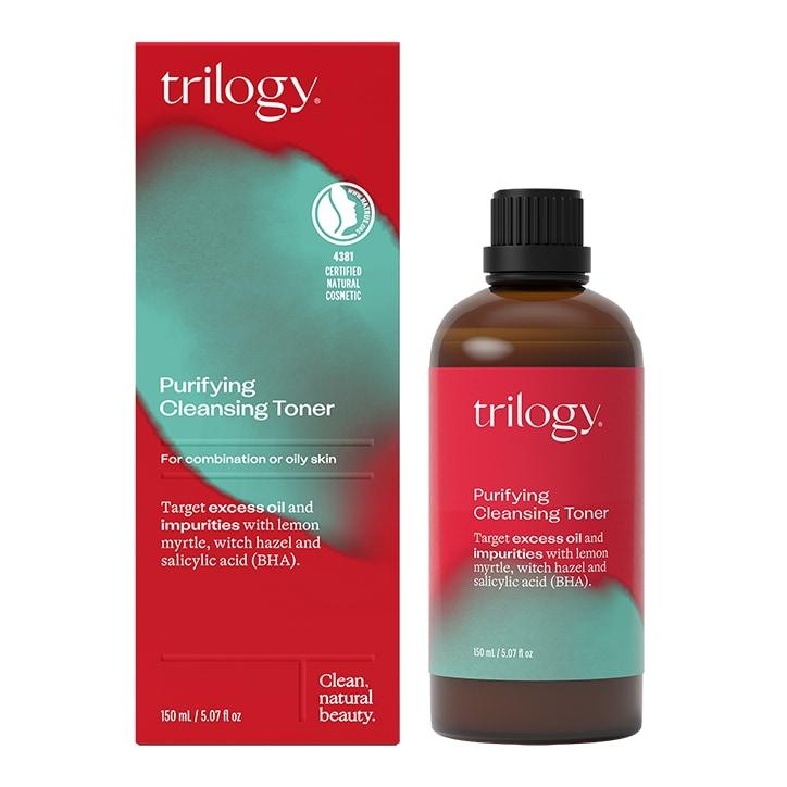 Trilogy Purifying Cleansing Toner 150ml
