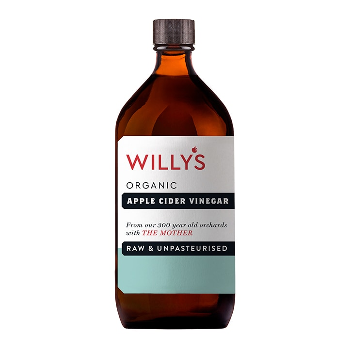 Willy's Organic Apple Cider Vinegar With The Mother